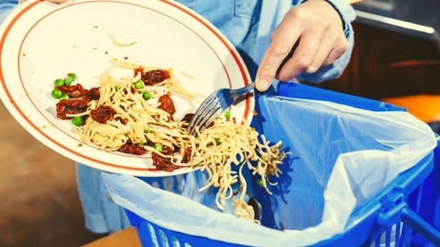 Negara yang Subur Sumber Daya Pangan, Subur juga Sampah Makanannya