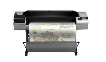 HP Designjet T1300 44-in Software Driver and Setup