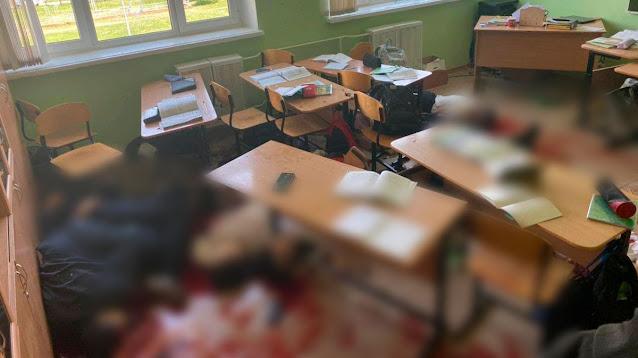 Публикуем список пострадавших при стрельбе в гимназии в Казани
