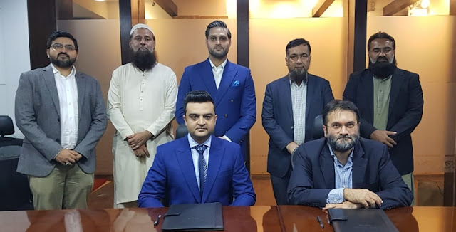 Pak-Qatar Takaful Signs Mou with Mutex Systems for Sang for Vdi Solution