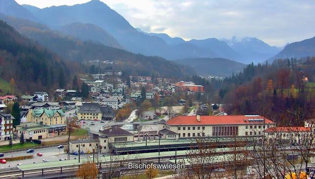 Bischofswiesen to gmina w powiecie Berchtesgadener Land