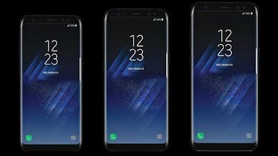 Samsung Galaxy S8 Mini Dengan Layar 5.3 Inci Segera Diluncurkan
