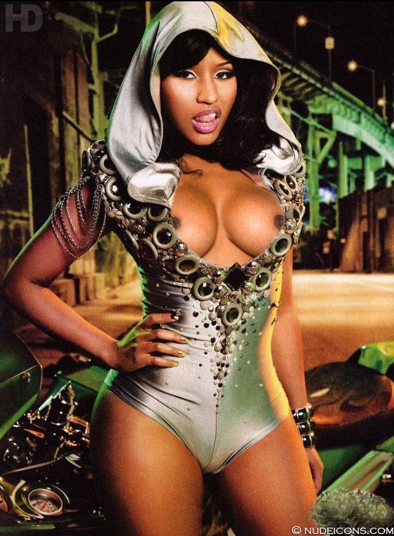 free nude celebs Nicki Minaj