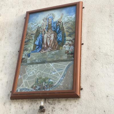 Edicola Sacra Lungotevere della Vittoria