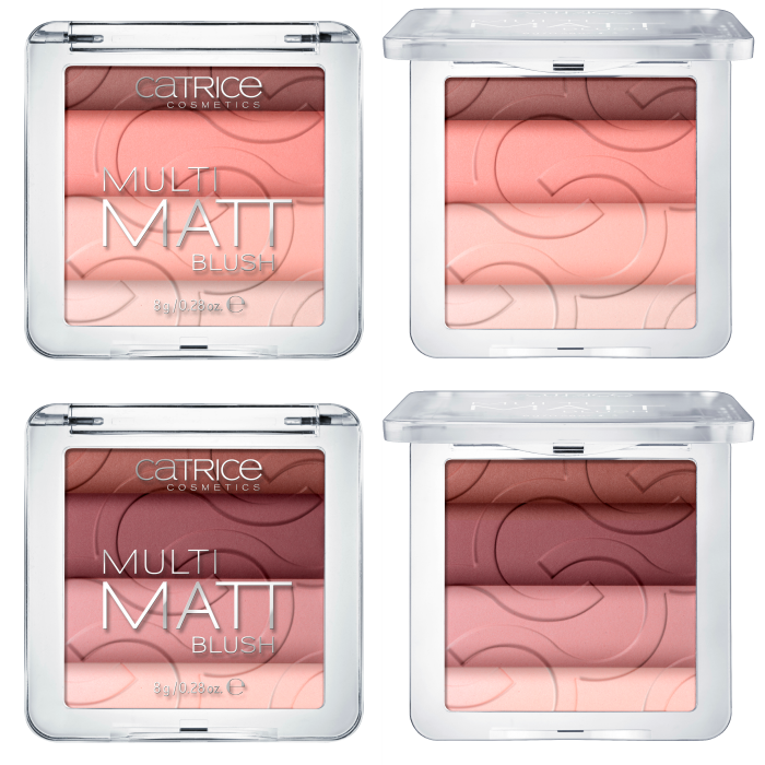 CATRICE Multi Matt Blush NEU