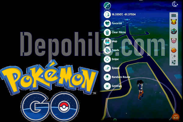 Pokemon GO İos İPoGo GPS, Joystick, Hızlı Yürüme Hilesi 2021