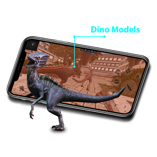 dino mode cspb android