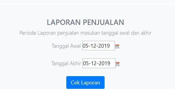 laporan penjualan detail APLIKASI PROGRAM KASIR ONLINE TERBARU - SOFTWARE KASIR
