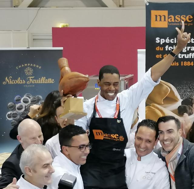 Un marocain remporte le trophée Masse Méditerranée à Marseille