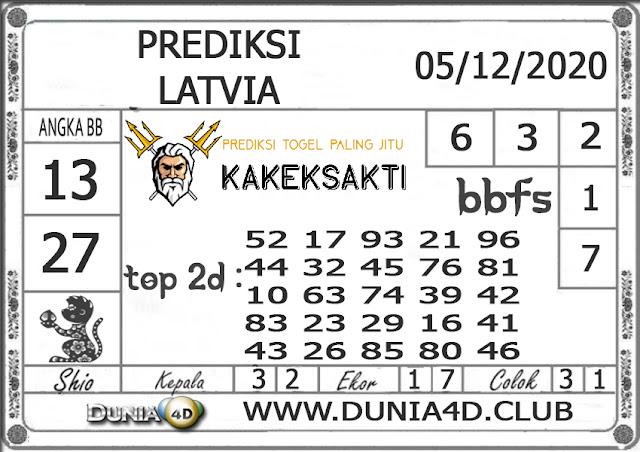 Prediksi Togel LATVIA DUNIA4D 05 DESEMBER 2020