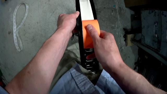 Fatbike Republic Fat Bike Rim Strip Upgrade Rim Strip Replace Duck Tape Newfoundland