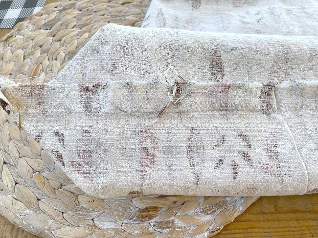 How to make a Summer Tote Bag with Bark Cloth Vintage Liner
