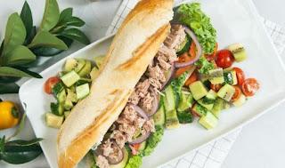 Сэндвич картинка