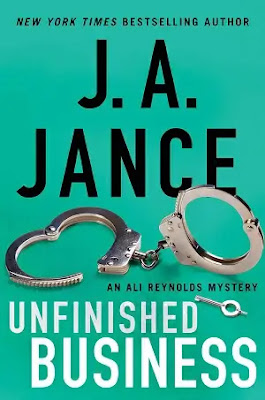 Unfinished Business Book by J. A. Jance Pdf