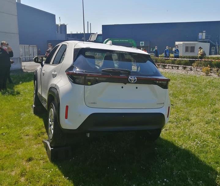 Toyota Yaris Cross (2020) 52
