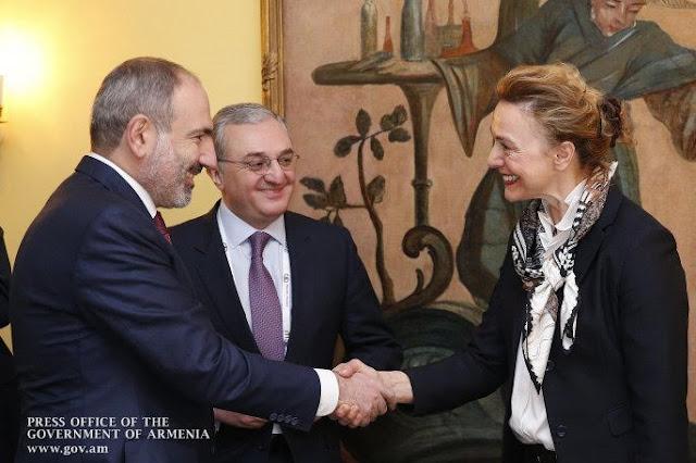 Europa apoya reformas emprendidas en Armenia