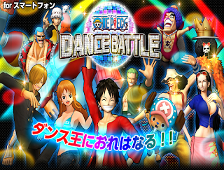 One Piece Dance Battle App