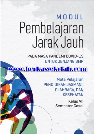 Modul PJJ PJOK SMP Kelas 7 Semester Gasal (1)