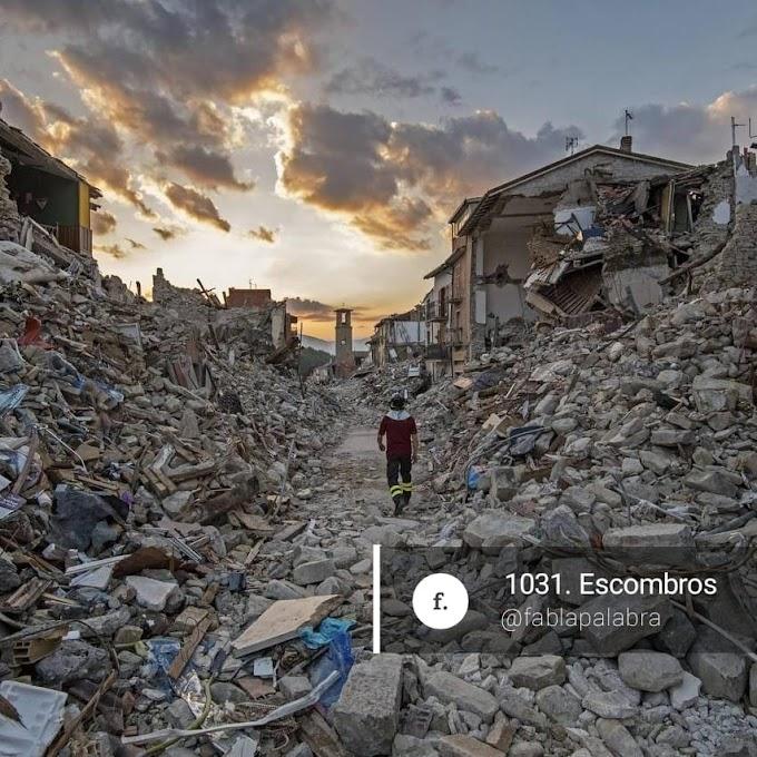Escombros | Juan Carlos Santillán