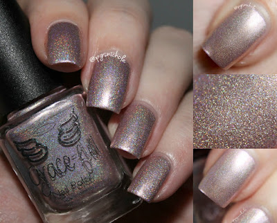 Grace-Full Nail Polish Touched a Scale | Once Upon a Dream Collection