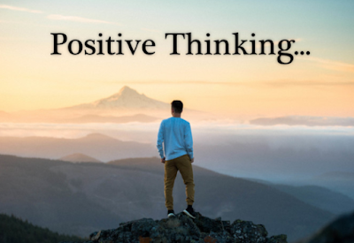 Cara Menenangkan Hati dan Pikiran yang Kacau dengan positif thingking