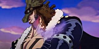 Fakta X Drake One Piece