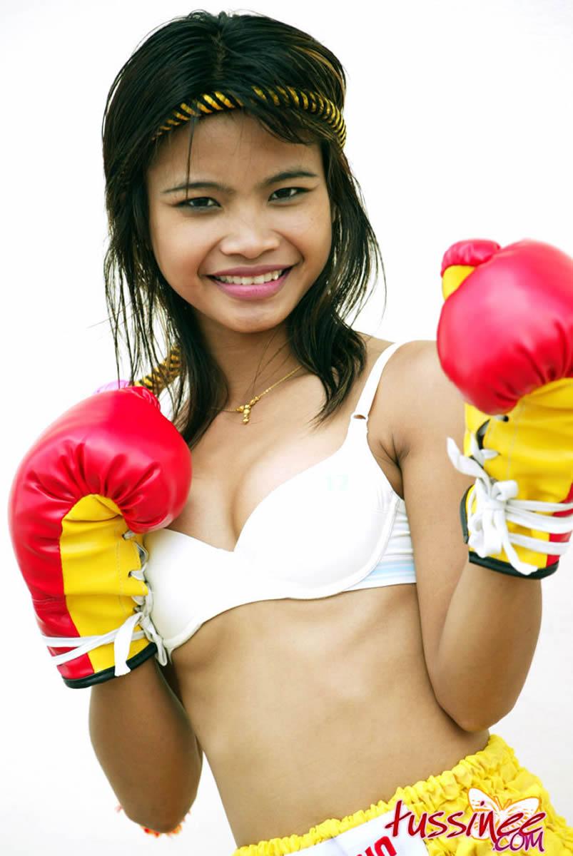 Sexy Muay Thai Girls
