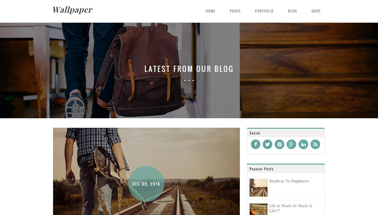 ▷ 6 Gratis Templates para Blogger Premiun - DanyTutos