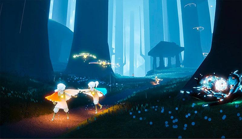 تحميل لعبة sky the children of light للاندرويد
