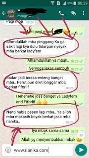 Testimoni Ladyfem dan Fiforlif Terbaru