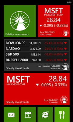 Fidelity Investments for Windows Phone
