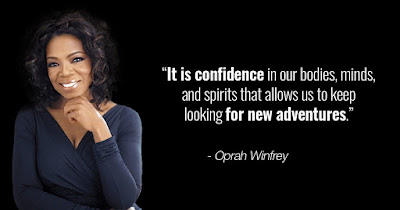 The Power Of Self Confidence Quotes