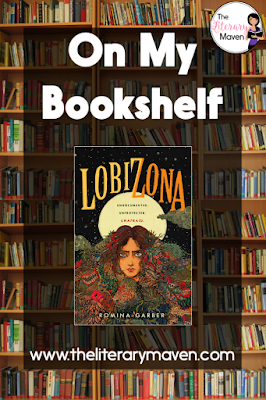 Lobizona by Romina Garber is a quick moving novel, in which the main character, Manuela, is in hiding because she is undocumented, but also because of her unusual eyes. When her surrogate grandmother is attacked and her mother is taken by ICE, Manuela finds her way to a magical school that is somehow connected to her mystery of a father, and it is there that she begins to find out who she truly is. Read on for more of my review and ideas for classroom application.