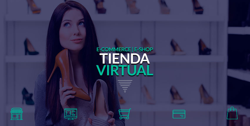 Tiendas OnLine E-Commerce E-Shop Ventas Por Internet