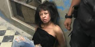 La imputada, según fuentes del Ministerio de Seguridad provincial, estaba exonerada de la fuerza desde fines del año pasado.