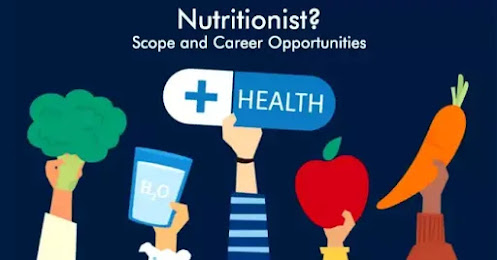 How to become a nutritionist.