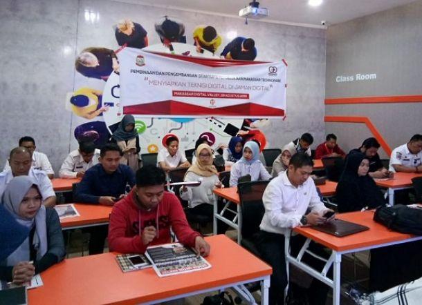 Support Smart City, Startup dan Pemkot Makassar Bangun Sinergi