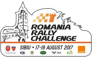 Romania Rally Challenge 2017