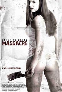 Sorority Party Massacre – AVI + RMVB Legendado