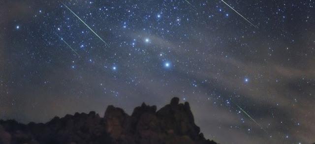 Μία θεαματική «βροχή» αστεριών απόψε το βράδυ