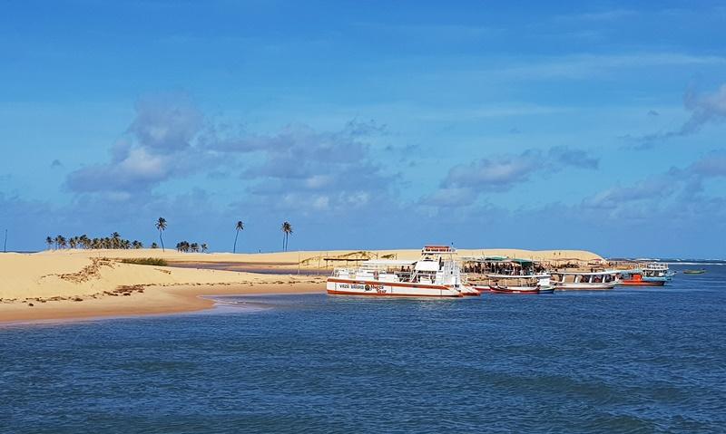 Tudo sobre o passeio a Foz do Rio São Francisco, Alagoas