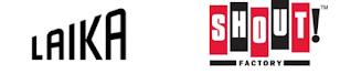 Laika Studios and Shout! Factory logo