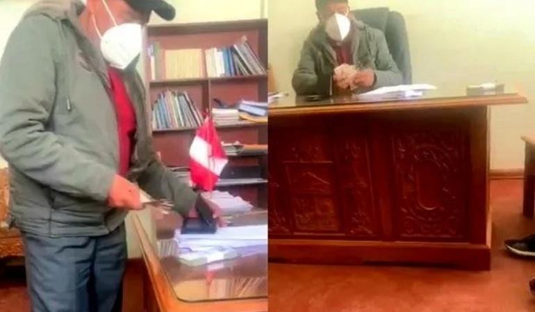 Llamellin   Fiscalia del primer despacho en delitos de corrupción inicia investigación contra el alcalde Félix Sandoval Díaz