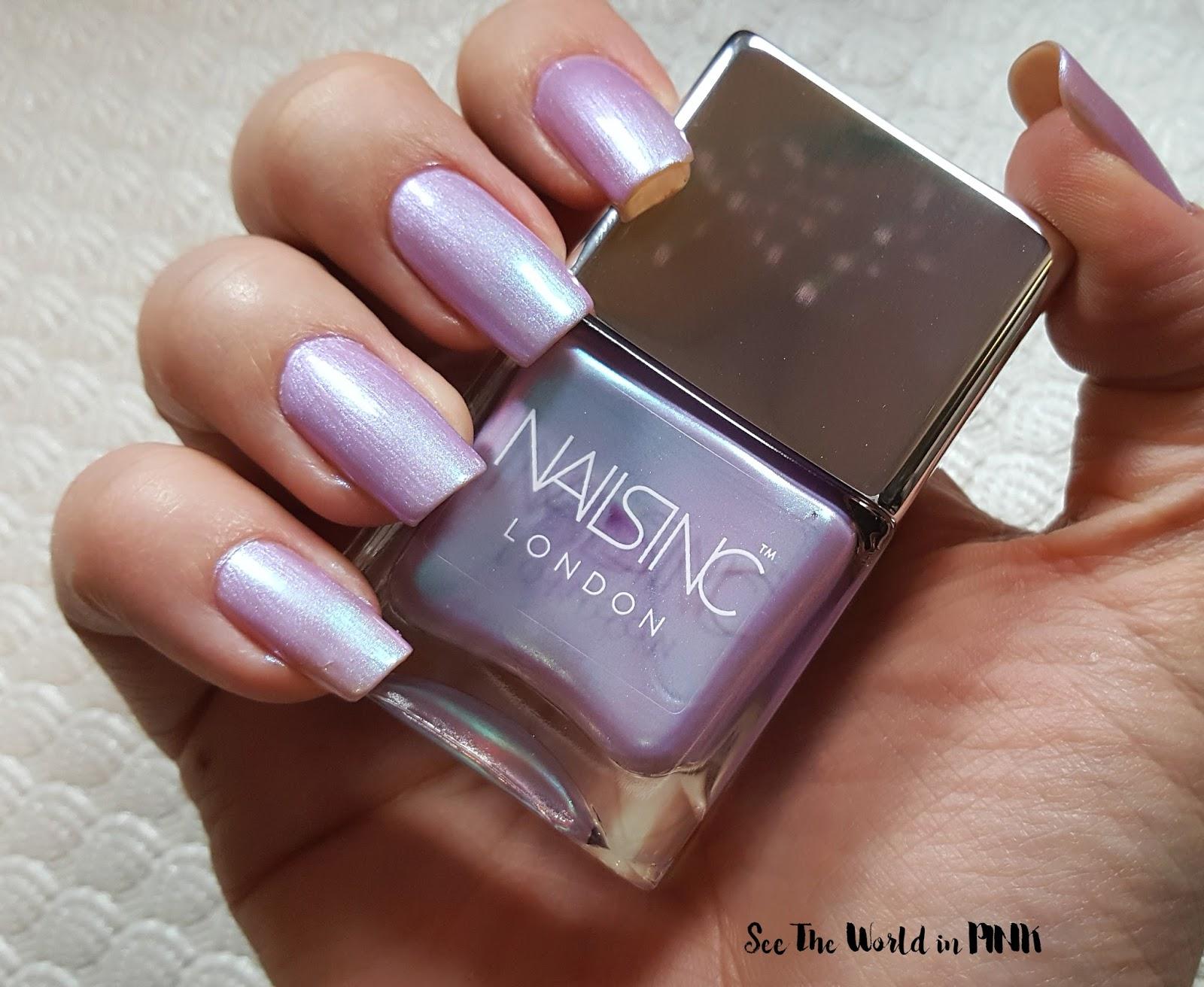 Unicorn Nail Polish Nails Inc