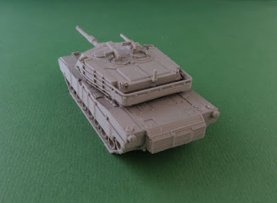 Abrams MBT picture 3