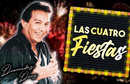 Las Cuatro Fiestas | Diomedes Diaz Lyrics