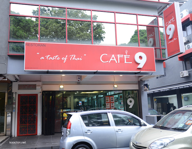 "Cafe 9 ""A Taste Of Thai"" @ Section 17 Petaling Jaya"