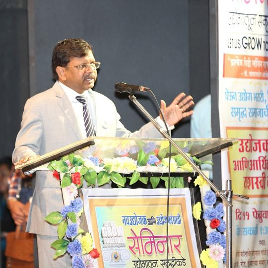 IAS Harshdeep Kamble