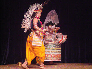 Indian Classical Dance - Performing Art - Indian Art and Culture Notes for IAS