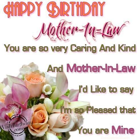 21 happy birthday message for mother in law from daughter images how to say happy birthday to your mother in law m4hsunfo